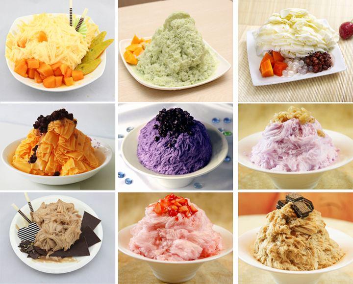 开绵绵冰店需要投资多少 绵绵冰做生意有前途 绵绵冰培训