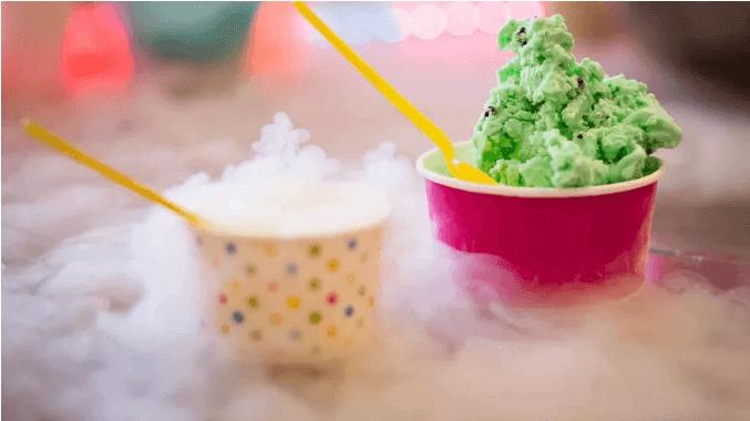 厦门学冒烟冰淇淋正宗 如何做冒烟冰淇淋 厦门冒烟冰淇淋培训班